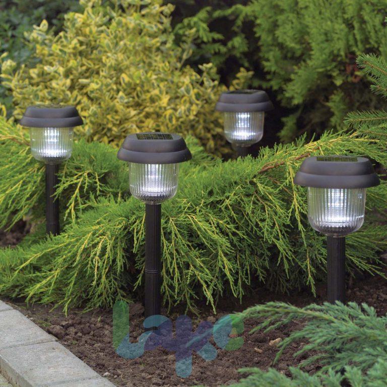 Светильники для огорода фото